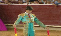 Colombia : bullfighters dream