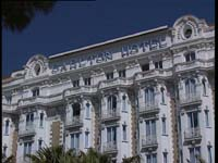 The Carlton Hotel : a place for stars