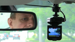 Cameras on board: drive on