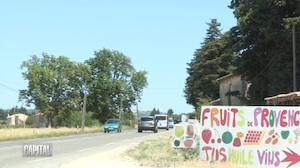 Fruit for sale at the roadside: good news or a scam?