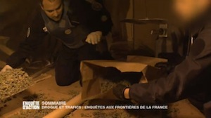 DRUGS AND TRAFFICKING: AN INVESTIGATION ON FRANCE'S FRONTIERS