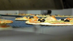 Industrial pizzas: check the ingredients!