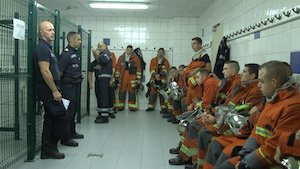 The Marine Firefighters of Marseilles – N°7 : emergency evacuation