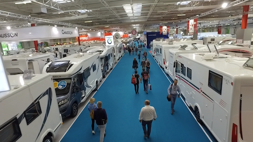 LE SALON DU CAMPING CAR