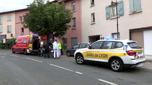 LYON'S SAMU EMERGENCY SERVICES