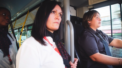 BUS DRIVERS : THE DAILY FEAR
