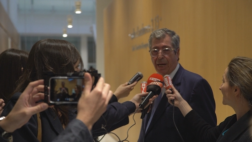 THE BALKANY TRIAL